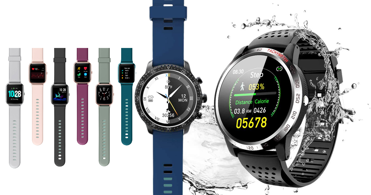 6 Affordable Smartwatches For Men