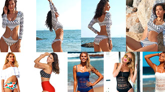Cute Spring Break Swimsuits For Your Bucket list Trip