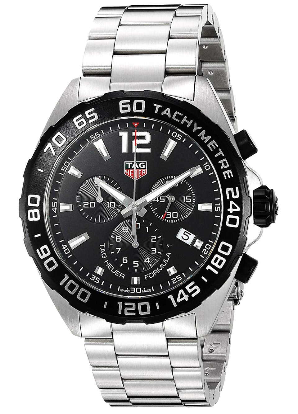 Tag Heuer Formula 1 Swiss Quartz Dress Watch