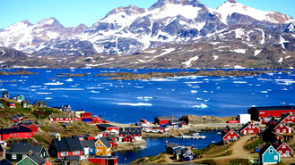 Tasiilaq Greenland - adventure and nature awaits