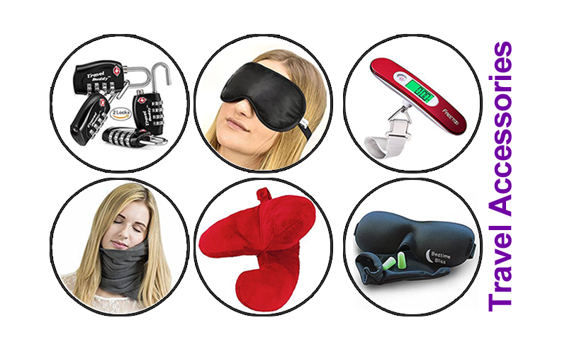 9 Of The Best Selling Travel Accessories On Amazon Uk