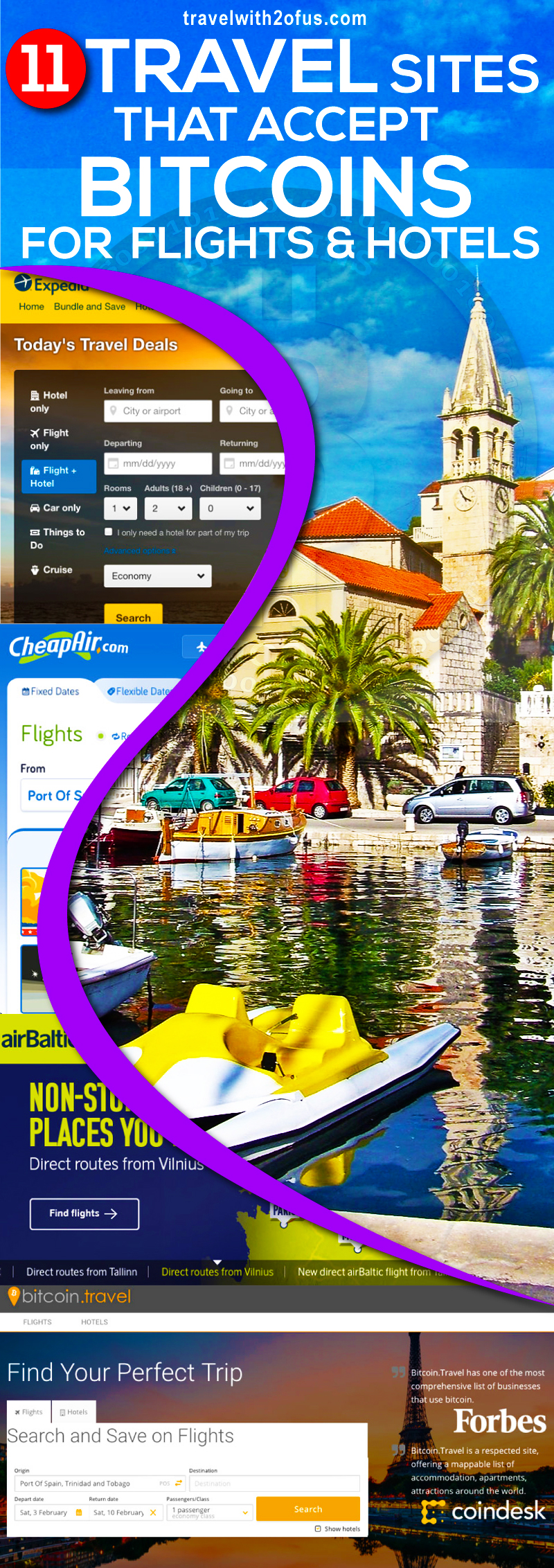 Have You Ever Made A Flight Or Hotel Booking Using Bitcoin Let Us Know About Your Experience