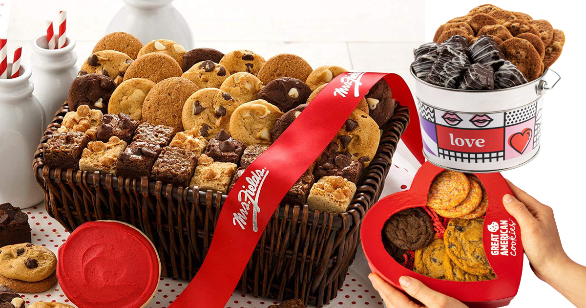 9 Sinful Gift Boxes If Your Valentine Is A Cookie Lover