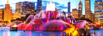 9 of the most amazing water fountains around the world