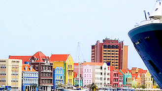 Our Visit in willemstad, Curacao
