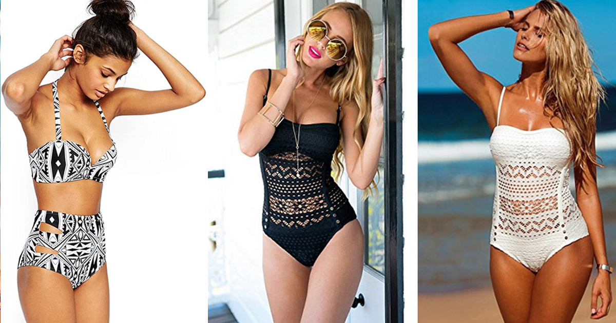 Cute Spring Break And Summer Swimsuits For Your Bucket List Trip