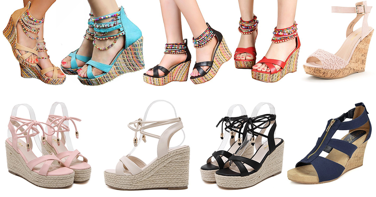 66b8747569c7 Popular Wedge Sandals Traveling Women Will Absolutely Love