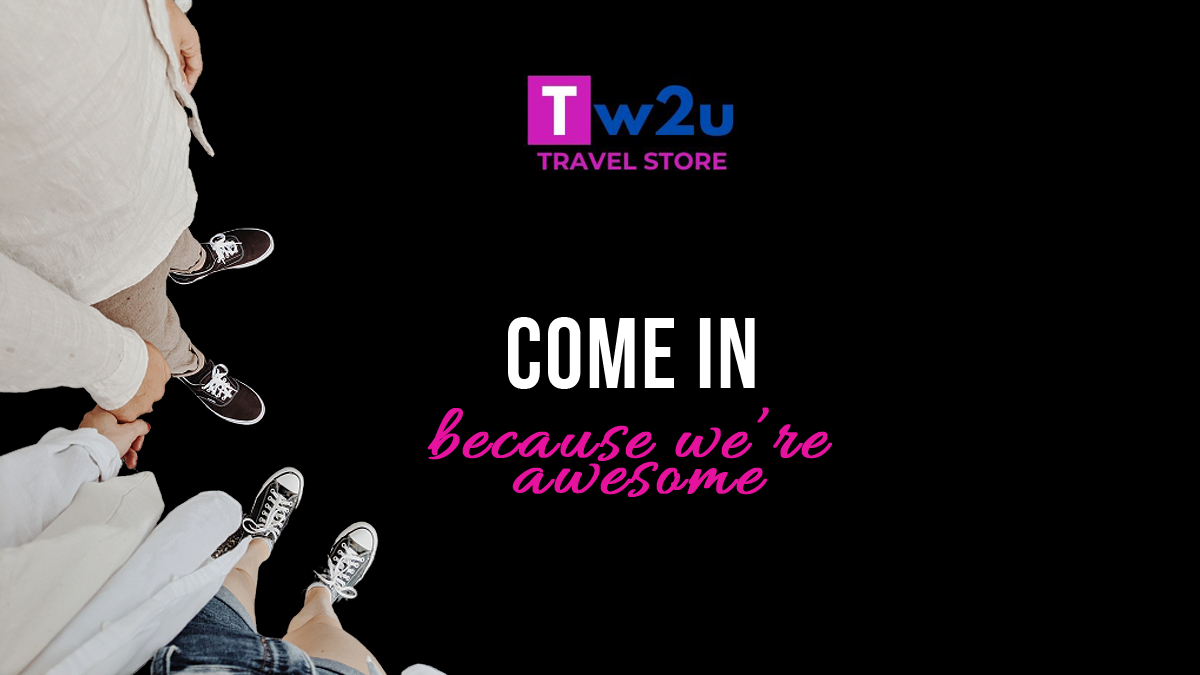 TW2U - The travel store with recommendations by travelers